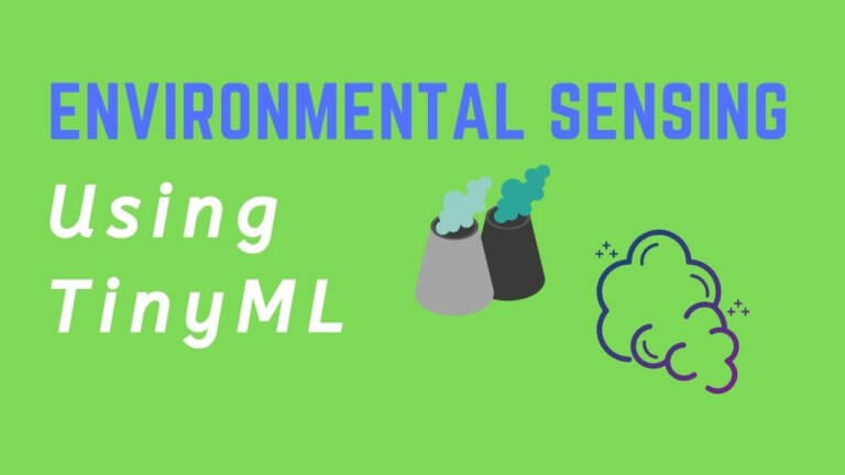 Localized Environmental Sensing With TinyML